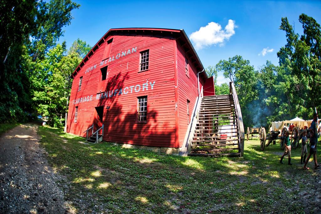 Hale Farm Barn