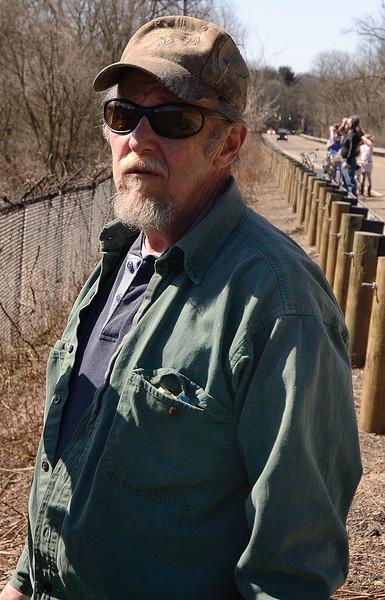Famous Heron Photographer Dennis McDonnell  - Heron Rookery - Cuyahoga Valley National Park