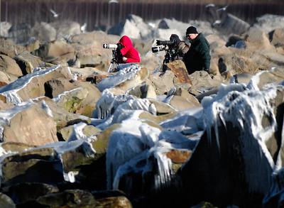 Photographers at Gordon Park