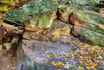 Hinckley Lake, Worden's Ledges, Whipps Ledges
