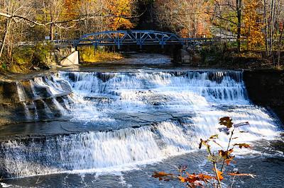 Paine Falls - Lake Metroparks