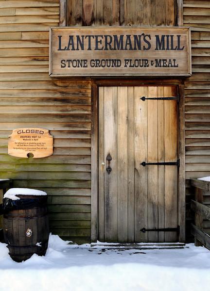 Lanterman's Mill - Youngstown Ohio