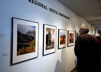 Bob Kulon's Exhibit at the Butler Institute