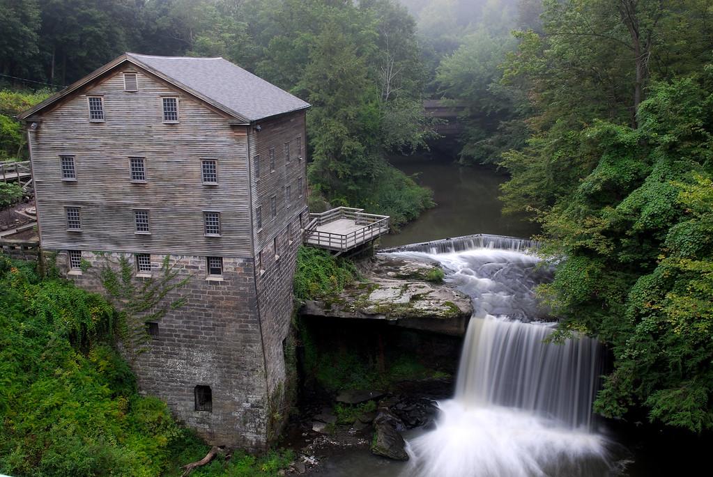 Lanterman's Mill - Mill Creek Metropark - Youngstown, Ohio