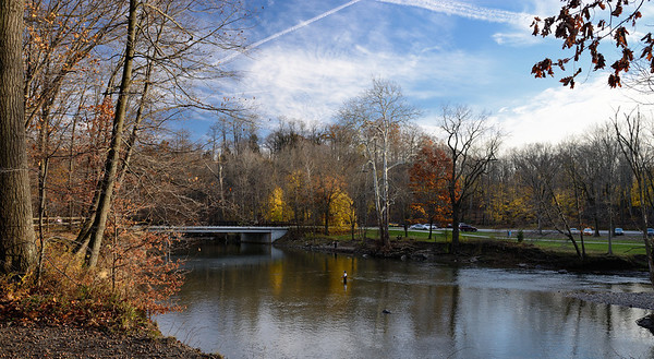 The Rocky River - Rocky River Nature Center