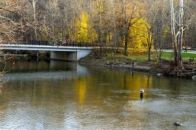Fisherman - Rocky River Nature Center