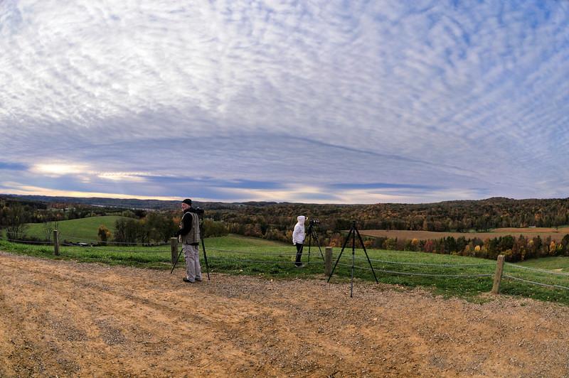 Photographers on Mt Jeez