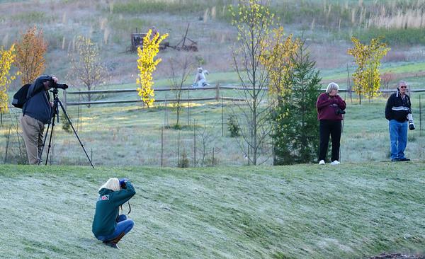 Photographer's at Dawes Arboretum