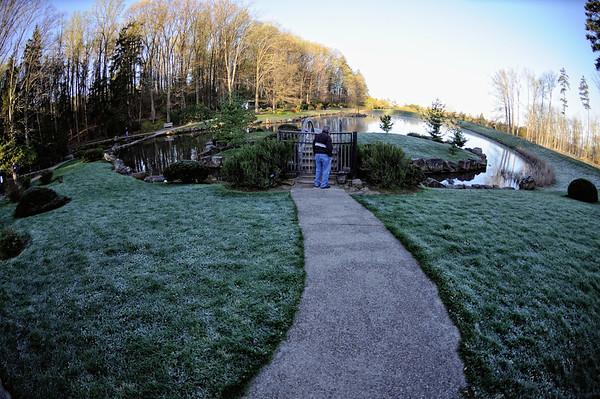 Fisheyed Fred - Dawes Arboretum