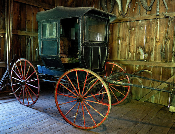 Carriage - Beaver Creek State Park
