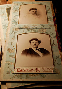 Old Photo Album - They still used film in the Olden  Days