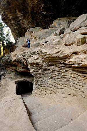 Hocking Hills Spring 07 - Old Man's Cave