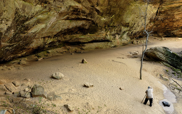 Hocking Hills Spring 07 - Ash Cave Photographer
