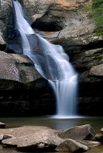 Hocking Hills Spring 07 - Cedar Falls