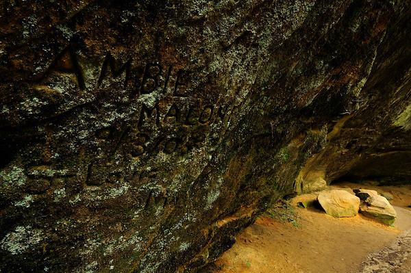 Ash Cave - Hocking Hills