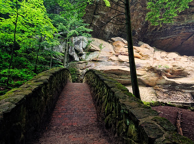Old Man's Cave - Hocking Hills State Park