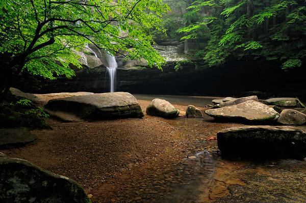 Cedar Falls - Hocking Hills State Park