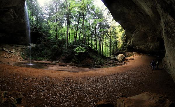 Ash Cave Defished