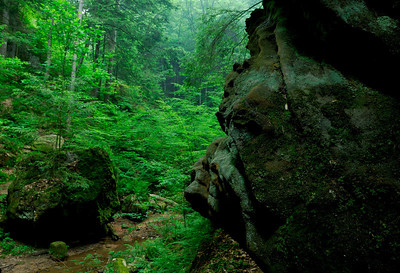 Conkle's Hollow Nature Preserve - Hocking Hills