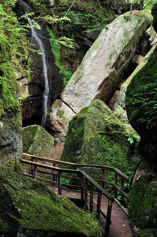 Cascade Falls - Nelson Ledges