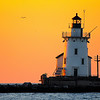 Lighthouse - Cleveland Harbor