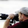 Photographer on Whiskey Island - Cleveland, Ohio