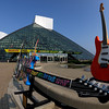 Fisheyed Rock Hall - Cleveland Oh