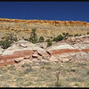 IM, Painted Desert, and Blue Sky