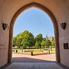 Arched Entry, University of Tulsa - Tulsa, Oklahoma
