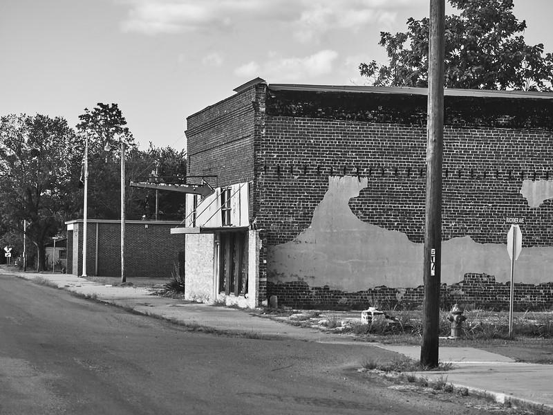 Downtown - Boynton, Oklahoma