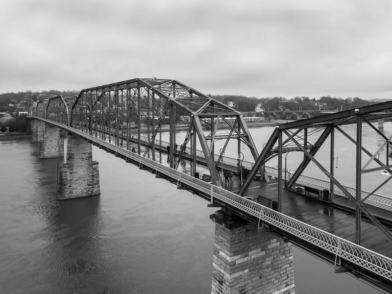 """""""Walnut Street Bridge"""""""
