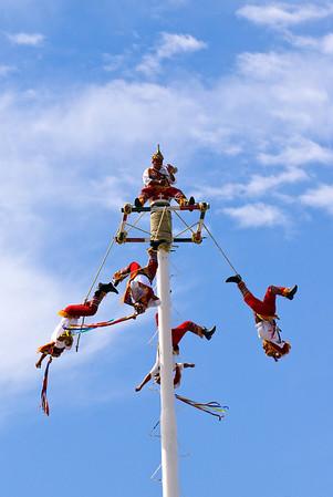 Malecon Performers - Puerto Vallarta