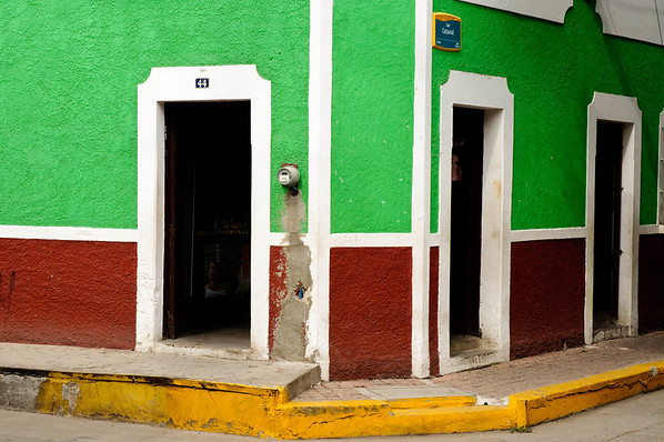 Doorways - Old Mazatlan