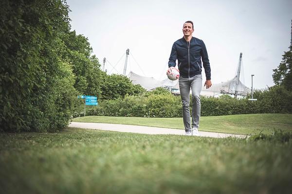 26.05.2021 // Olympiapark Videodreh // (c) Steffen Eirich