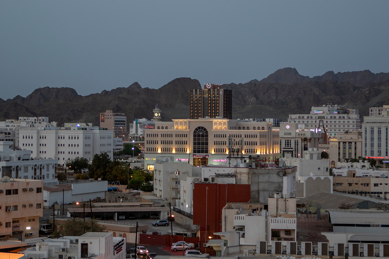 View at Muscat - Oman - Middle East