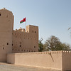 Castle in Barka, Oman - Middle East
