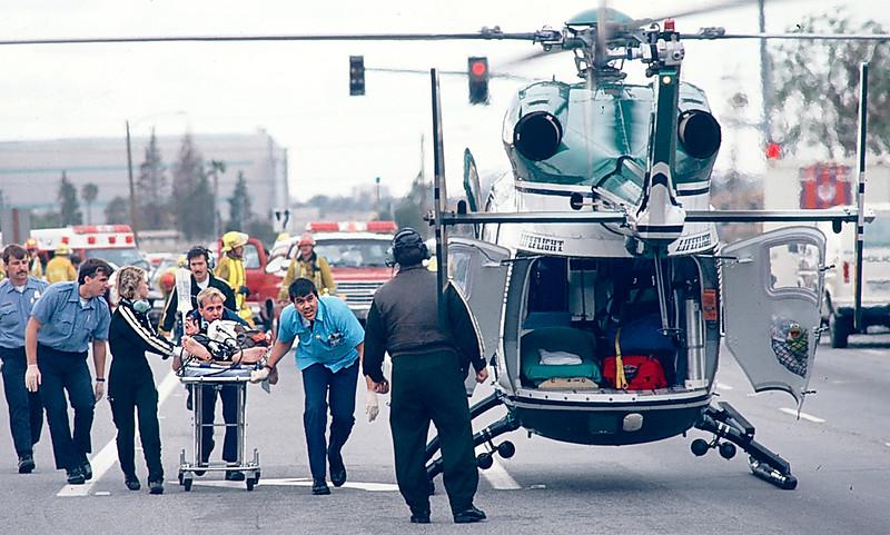 Traffic Accident Irvine
