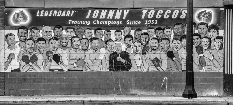 Johnny Tocco's Gym