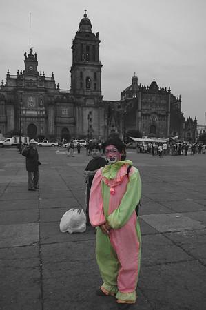 El Payaso (Mexico City 2007)