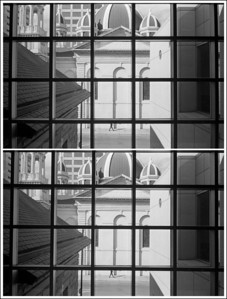 470 / Summilux 50/1.4 v2; taken prior to project. Top: no distortion correction Bottom: distortion correction in PhotoShop.
