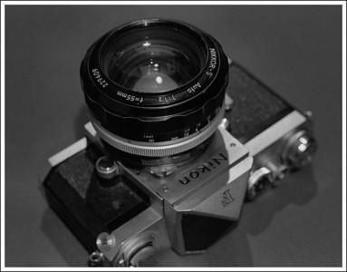 600 / Nikkor-S 55/1.2