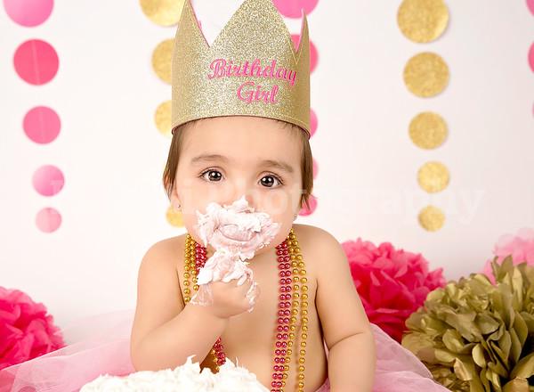 One Year/Cake Smash