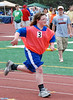 Michaela at Special Olympics, May 2012.