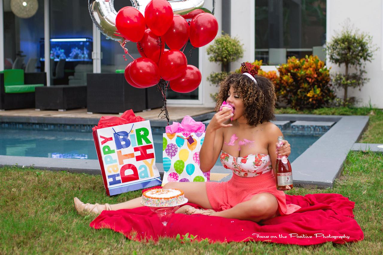 Itzel Birthday