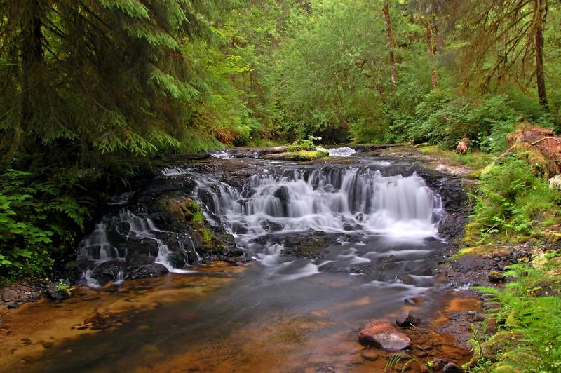 Barrier Falls