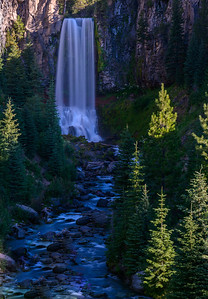 Tumalo Falls, Oregon