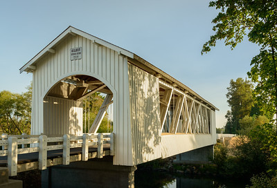 Gilkey Covered Bridge, Oregon