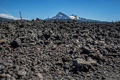 McKenzie Pass - Hwy 242, Oregon