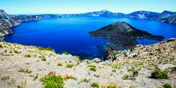 Crater Lake NP, Oregon