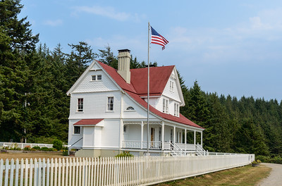 Heceta Head Lighthouse Bed & Breakfast, Oregon